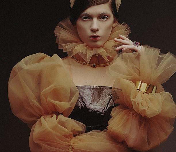 Valentina Falchi jewellery on GRAZIA