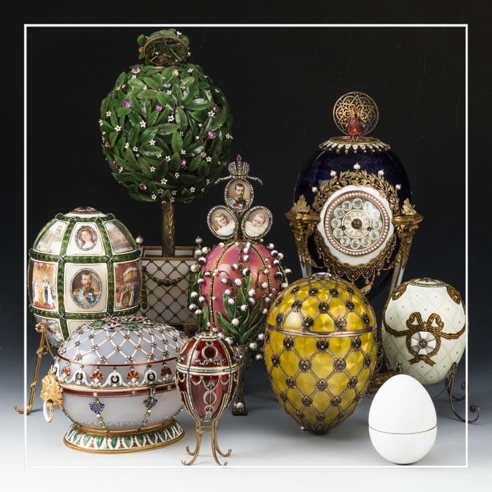 Uova di Pasqua Fabergé