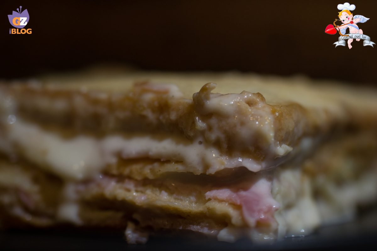 Lasagne Croque-Monsieur