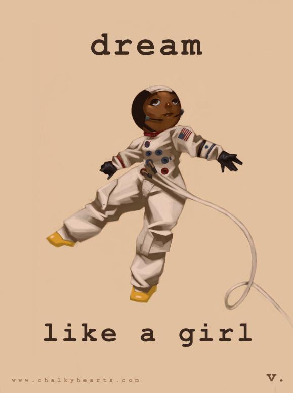 Dream Like a Girl
