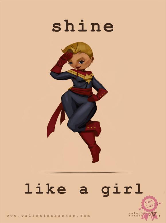 Shine Like a Girl