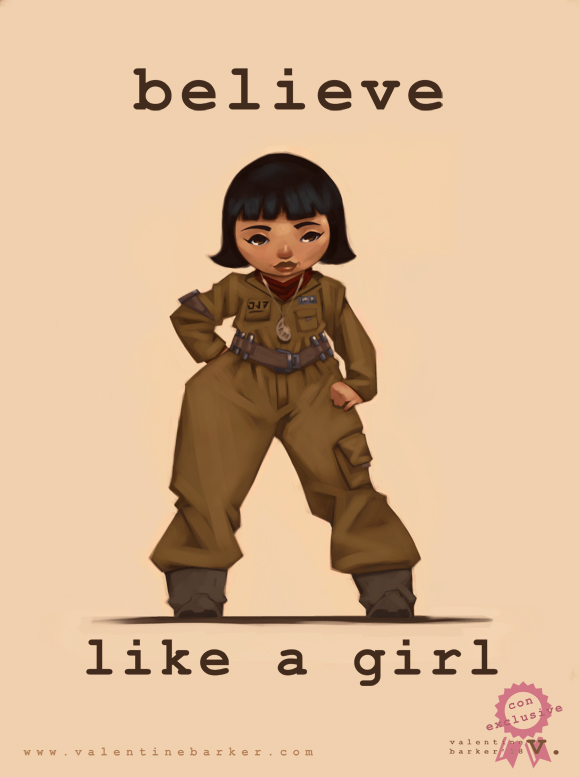 Believe Like a Girl