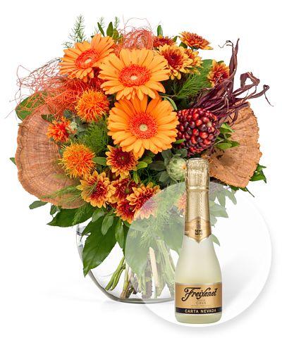 Blumen Mit Geschenk Blumen Und Präsente Verschicken