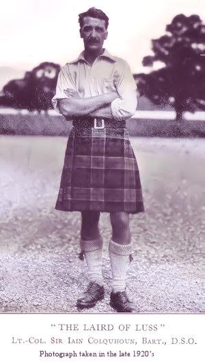 Sir Iain Colquhoun