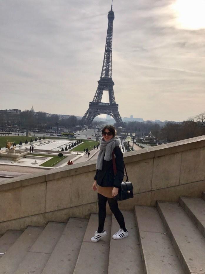 My Paris Fashion Week Outfit