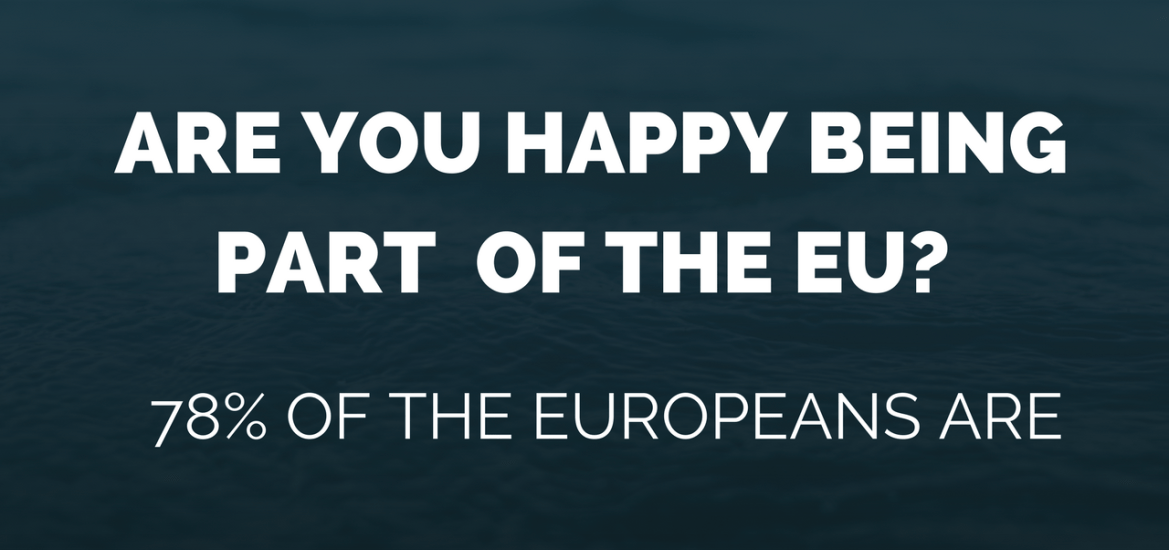 Are you happy living in the EU?