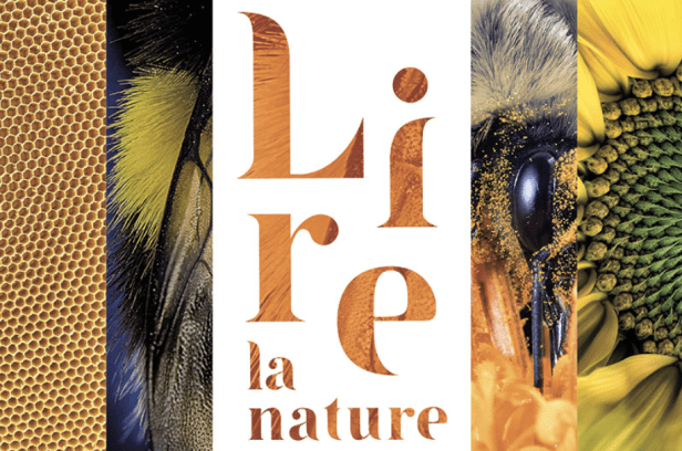 Logo Lire la nature