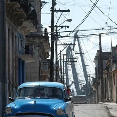 Cuba, La Havane fume