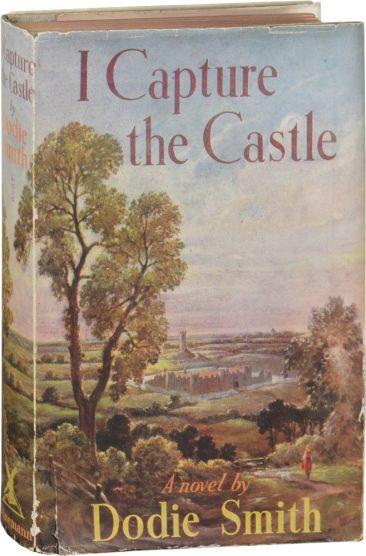 """Original cover of """"I Capture the Castle""""."""
