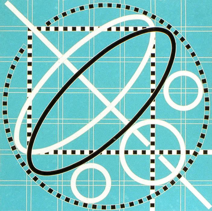 Constant, 1988, 72 x 72
