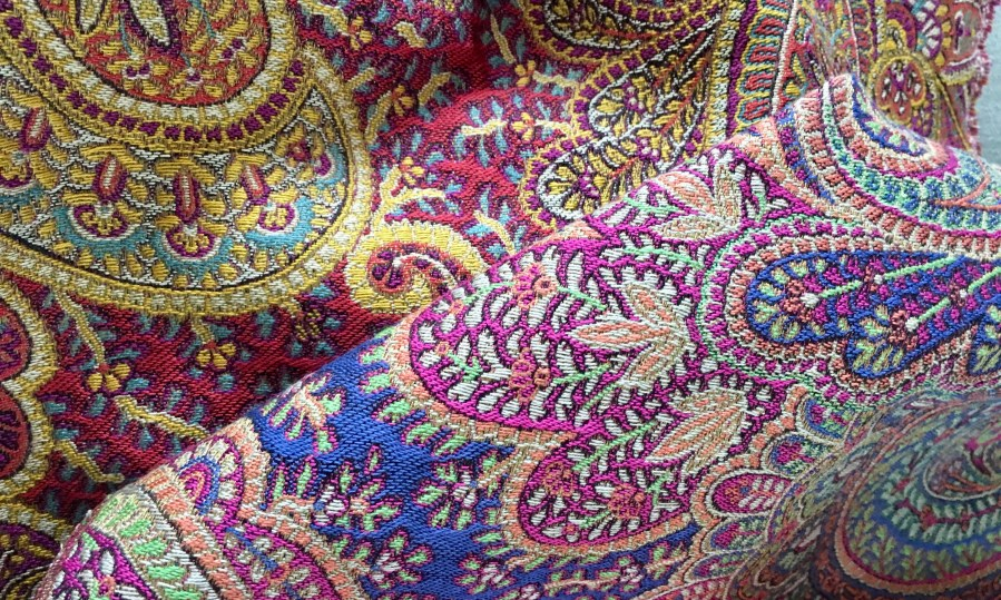 New Etro Paisley Collection