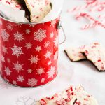 Dark & White Chocolate Peppermint Bark