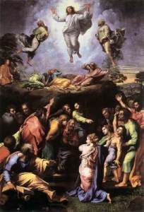 Raphael's Transfiguration