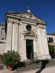 Priorato facade