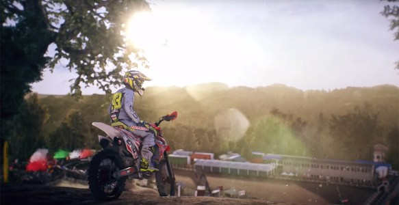 DirtBikeRider / MXGP3 – The Official Motocross Videogame announced