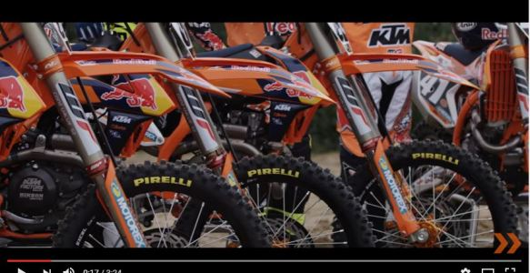 KTM Sportmotorcycle GmbH / MXGP & MX2 lineup is ready to rock 2017 | KTM