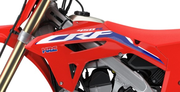 Honda CRF 450R 2021 – RedMoto
