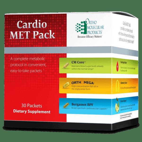 Cardio Met Pack