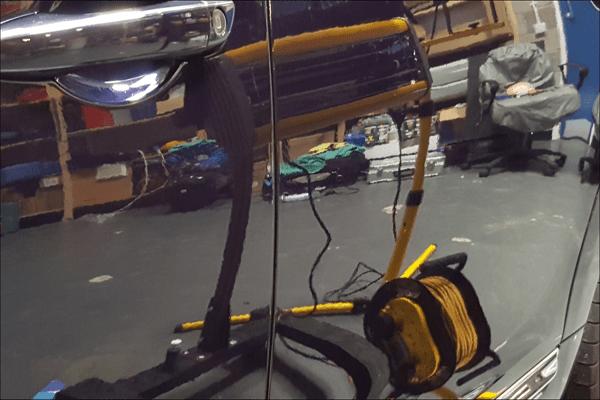 Paint Corrections - Machine Polishing