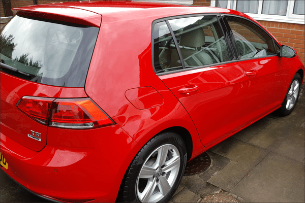 Lease Car Return Valeting