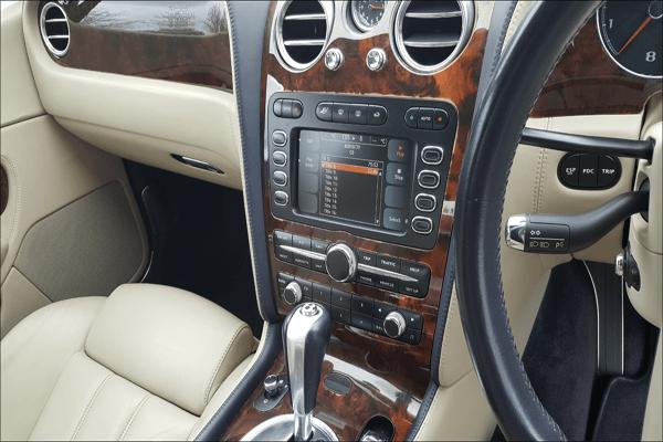 Interior Car Valeting