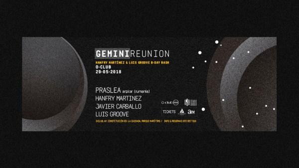 Gemini Reunion 2018