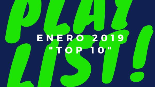playlist enero 2019