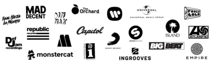 beatsource partner labels