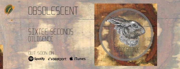 Module & NMG presentan el dúo Sixtee Seconds - Diligence EP [Coupled/You Know] [OBS005 - Obsolescent]