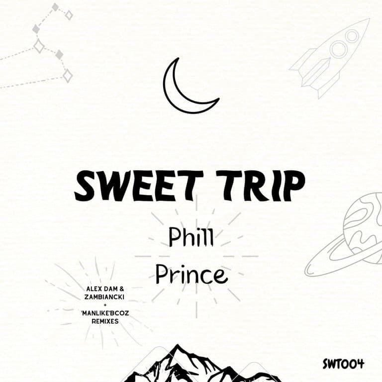 The Venetian PHILL PRINCE premieres the 4th Sweet Trip Music release titled AMAR PERDONA EP, with 02 original cuts and top remixes by Alex Dam & Zambiancki and 'ManLike'BCoz.