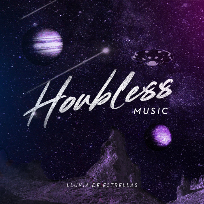 HOUBLESS MUSIC presents the Various Artists Lluvia de Estrellas. A shower of vibrant lights merging with the soul, raising the vibes through 15 stars that will make us travel through all dimensions.