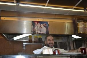 Restaurant owner who met Yasser Arafat