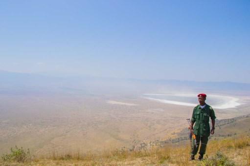 Romanus Ngorongoro Crater