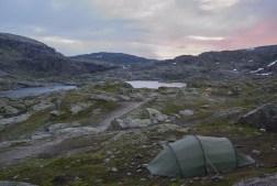Camping Trolltunga