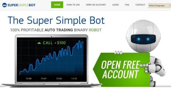 Super Simple Bot