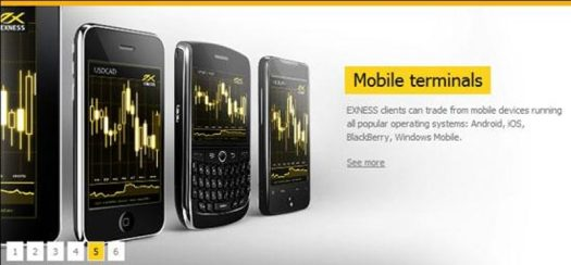 exness mobile
