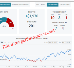 Live Trading Results Real Binary Options Robot