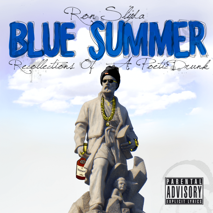 Ron Slyda-Blue Summer