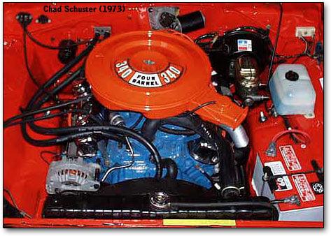 340 engine