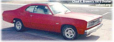 1972 Plymouth Duster picture