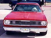 plymouth duster car photos