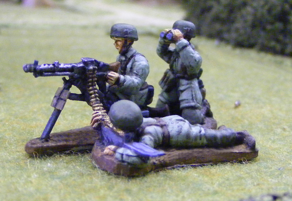 German Para Tripod MG34 Team