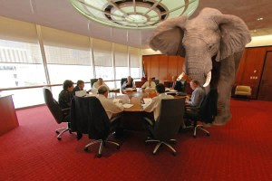 Digital Transformation—it's time to talk about the elephant in the room