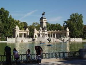 Madrid con bambini