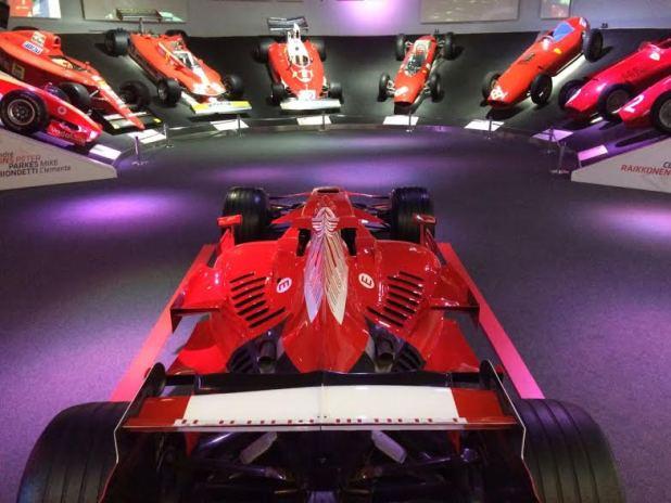 Ferrari campione