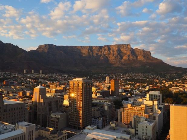 capitale sud africa