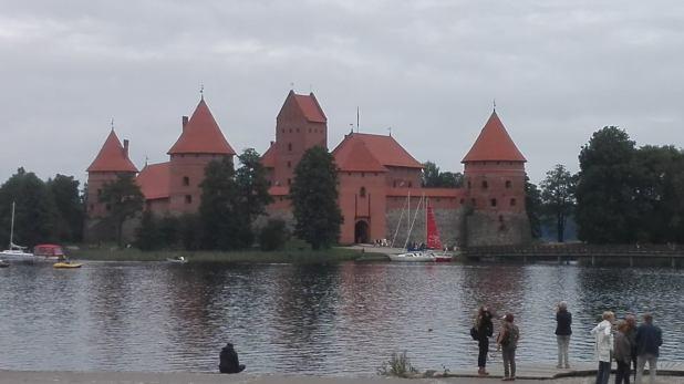 trakai castello
