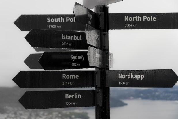 norvegia luoghi di interesse