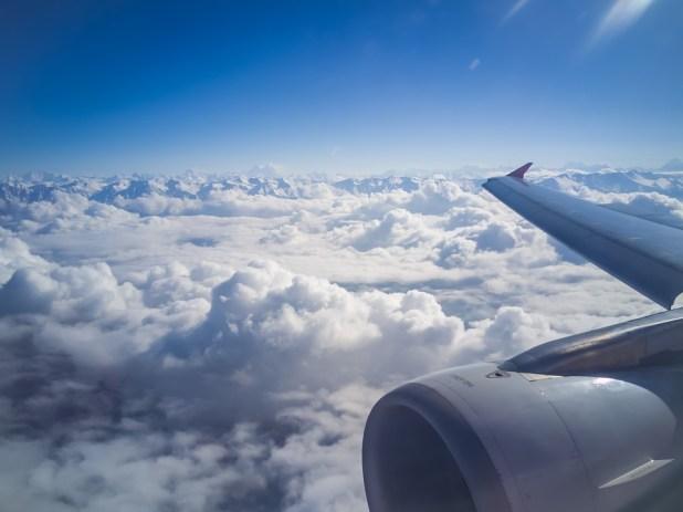 scegliere il posto migliore in aereo
