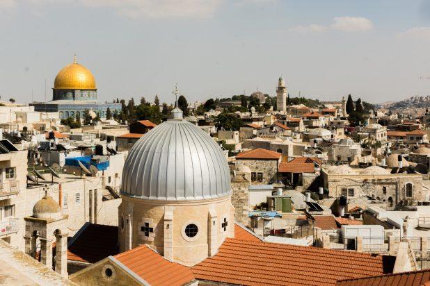Dove si trova Israele
